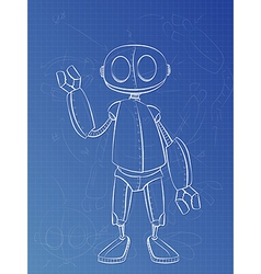 Robot plans vector