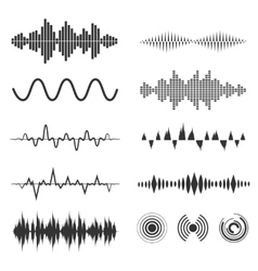 Signal wave set analog signals and digital vector