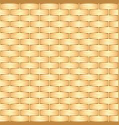 Wicker pattern vector