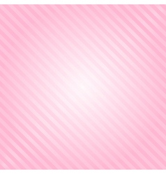 pink background with stripes vector image