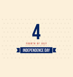 Independence day theme background flat vector