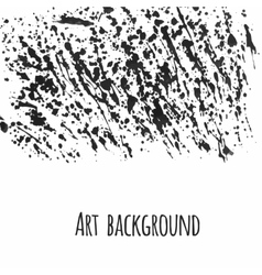 paint stains background vector image