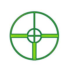 sight sign lemon scribble vector image