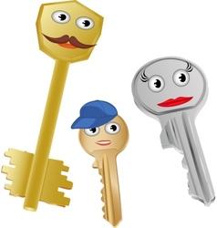 Key family vector