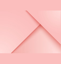Pink paper dimension overlapping layer background vector