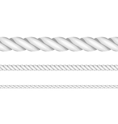 Ropes vector