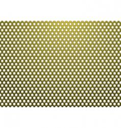 hexagon abstract design vector image