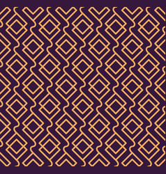 Luxury geometric pattern seamless pattern vector