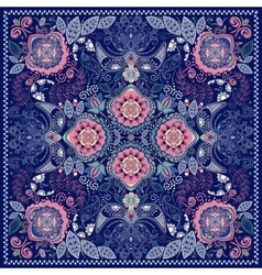Ornamental Paisley pattern vector