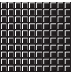 Seamless Pattern with Square Cells vector image