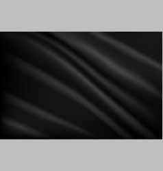texture of the satin fabric vector image