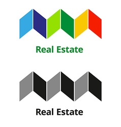SignRealEstate vector image vector image