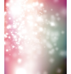 Romantic sparkling background vector