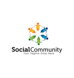 Social community vector