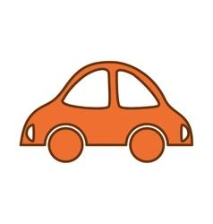 Car vehicle transport vector