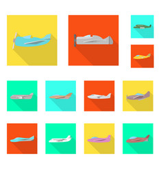 Travel and airways sign vector