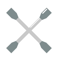 Wench tool vector image