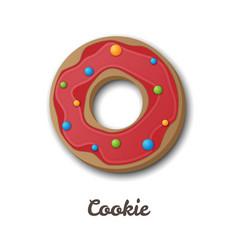 cookie vector image vector image