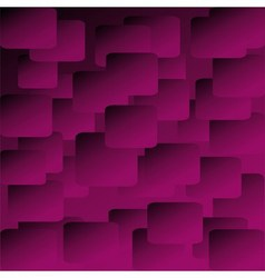 Abstract purple Square background vector