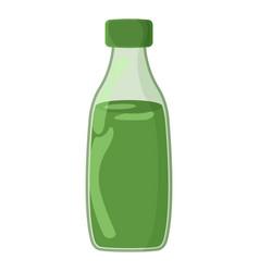 Avocado oil icon oil fat food label logo for web vector