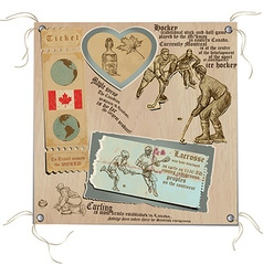 Canada - Pictures of Life Sports vector