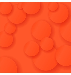 Red Circles vector