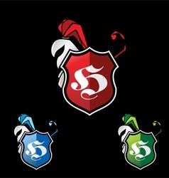 Knights Brand vector