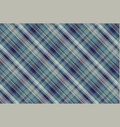 tartan plaid seamless fabric texture vector image