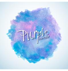 Watercolorbluepurple1 vector