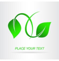 Eco icon 004 vector
