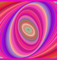 Multicolored elliptical digital art background vector