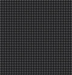 Tileable Carbon texture background Pattern vector image