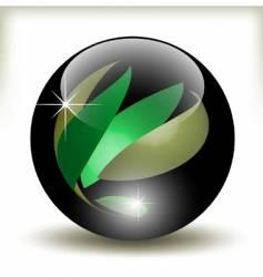 Refracting sphere vector