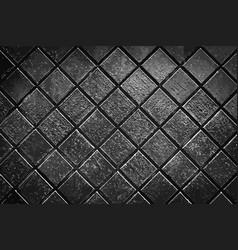 Mosaic wall floor vector