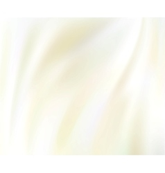 White silk background vector image