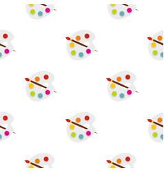 Palette pattern seamless vector