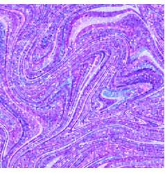 violet fluid marble background fantasy gradient vector image