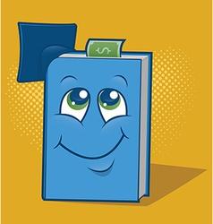 School Book vector image vector image