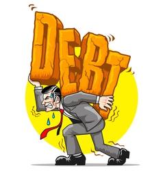 Heavy debt vector