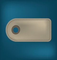 tag logo vector image