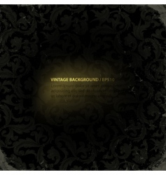 vintage backgrounds vector image