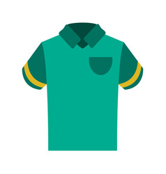 Polo shirt icon image vector