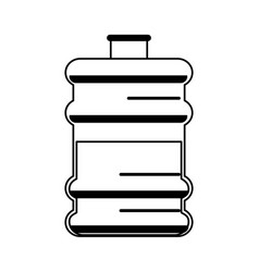 office water cooler bottle icon image vector image vector image