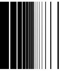 Abstract fade vector