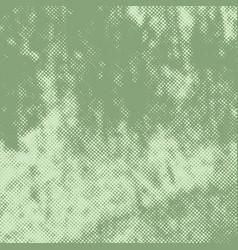 Green grunge background vector