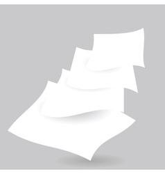 sheets vector image