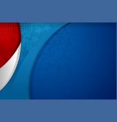 American background design vector