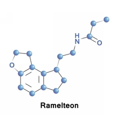 Ramelteon is a sleep agent vector
