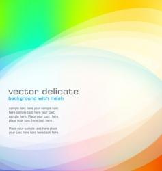 business brochure background vector image