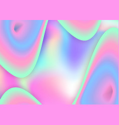 Fluid dynamic background with liquid shapes and vector
